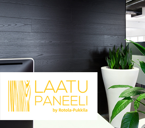 ceiling and wall panels by laatupaneeli