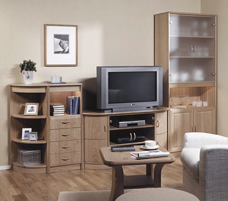 natural oak regal timeless scandinavian design. Black Bedroom Furniture Sets. Home Design Ideas